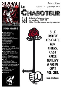 Chaboteur 17