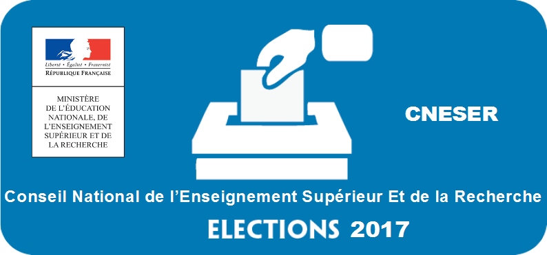 Election au CNESER 2017