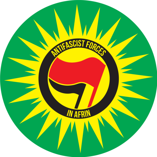 Rojava: Création de l'Antifascist Forces in Afrin