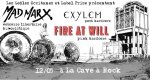 Projection Mad Marx + concert : Exylem & Fire At Will