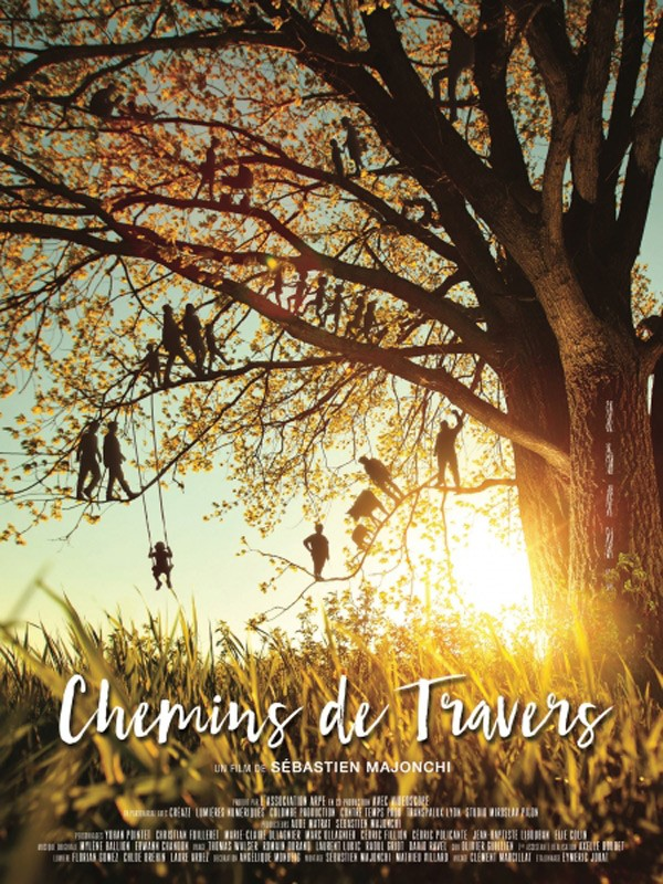 Causerie aux clameurs : projection du documentaire « Chemin de travers » le mardi 28 mai