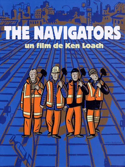 The navigators, de Ken Loach