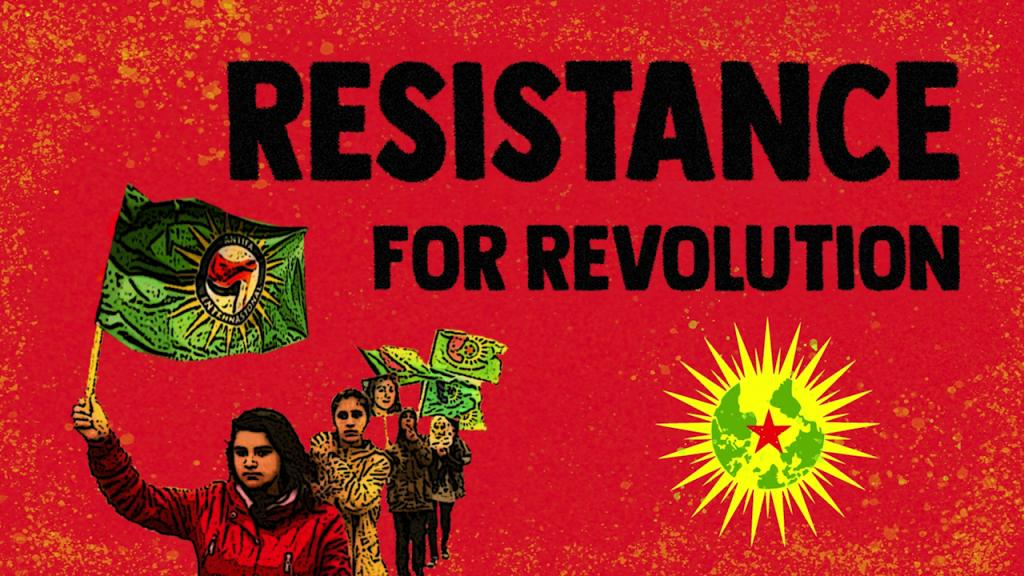 Appel à une rébellion internationale pour le Rojava